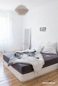 Weisse wande furs schlafzimmer wolken ein neuer for Weiße schlafzimmer