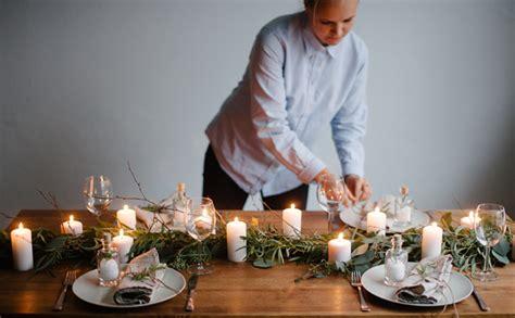Minimalistische Tischdeko Zu Weihnachten Inspirationen