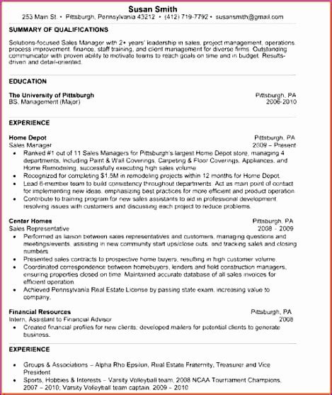 Exle College Resume by 10 Excel College Budget Template Exceltemplates