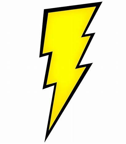 Clipart Lightning Bolt Library Clip