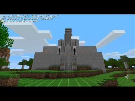 minecraft house  haunted hill preview youtube