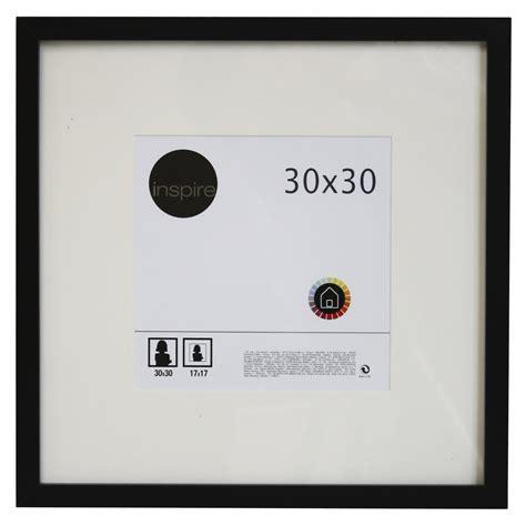beistelltisch 30 x 30 cadre lario 30 x 30 cm noir noir n 176 0 leroy merlin