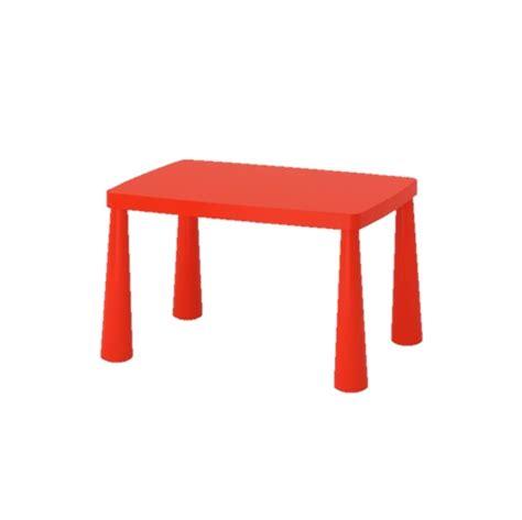 Mammut Tisch Ikea by Mammut Ikea Kinder Tisch Stuhl Set Rot Drinnen Drau 223 En