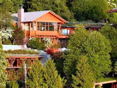 Bill Gates' House? What Amazing Natural and Modern Home ...