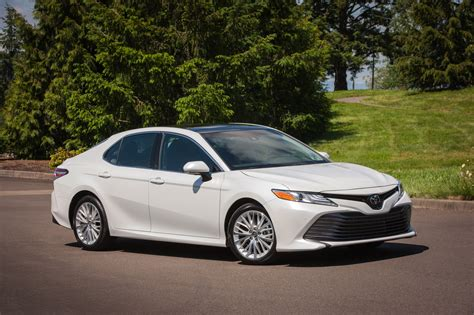 2018 Toyota Camry Priced At ,380