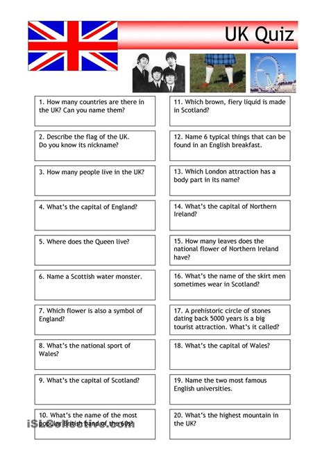 uk worksheets google search quiz