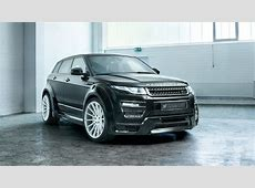 Hamann Adds the Widebody Touch to the 2017 Range Rover