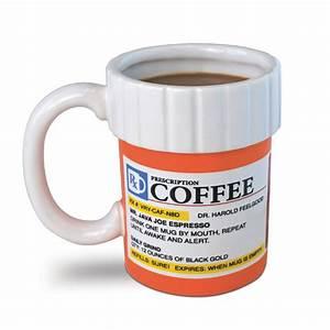 Prescription, Coffee, Mug, Boing, Boing