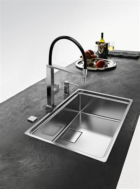 rubinetto franke centinox rubinetto boccaglio estraibile acciaio