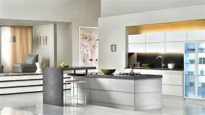 Hot girl wallpaper: Modern Kitchens Interior 2013 Design ...