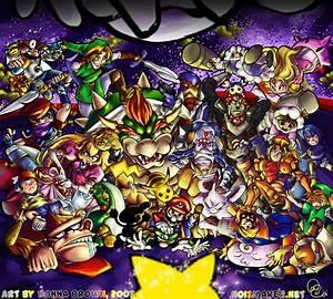 Super Smash Bros Melee By Karniz On DeviantArt