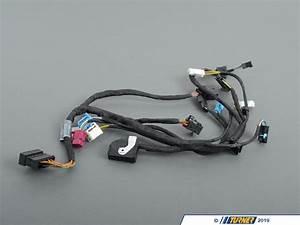 61129131734 - Genuine Bmw Seat Wiring Harness