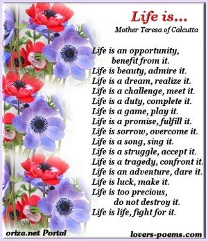 mother teresa quotes  poems quotesgram