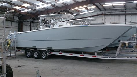 Freeman Boats 37 by Freeman 37 Page 60 The Hull Boating And