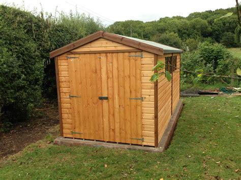 Wooden Garden Sheds 12x6