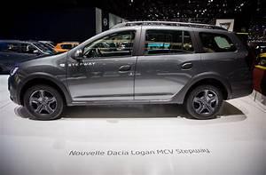Dacia Logan Mcv Stepway 2017 : dacia premiers at the geneva motor show 2017 dacia news ~ Maxctalentgroup.com Avis de Voitures