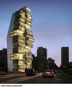 Beirut Residential Building