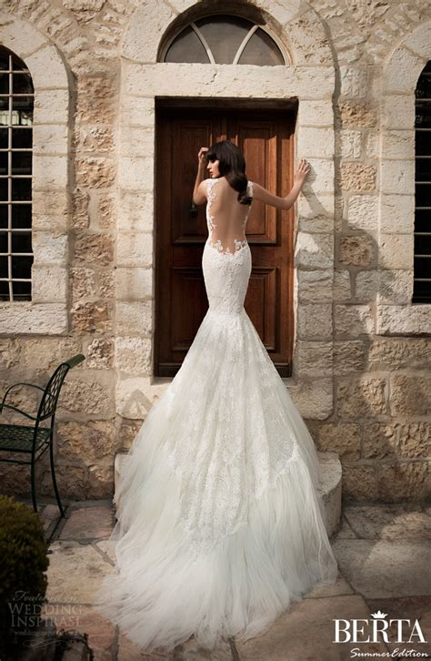 Berta 2014 Summer Edition Wedding Dresses Wedding Inspirasi