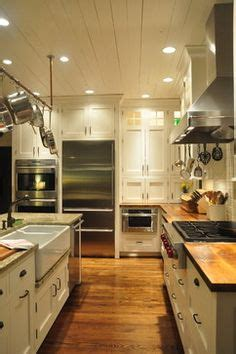 how is a kitchen cabinet grey granite counter tops open shelving with white base 8487