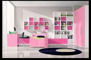 Deco Pour Chambre Fille : d coration chambre fille youtube ~ Melissatoandfro.com Idées de Décoration