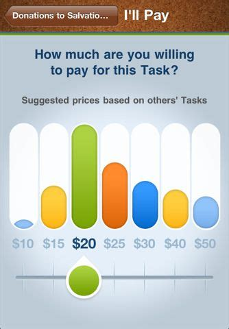 pay to bid task rabbit post your task and what you re willing to
