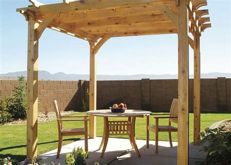 Holzlaube Selber Bauen by 10 Diy Patio Pergola Plans Diy Ideas Tips