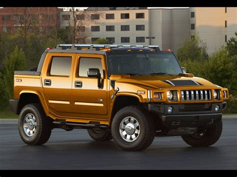 2009 Hummer H2 Sut  Overview Cargurus