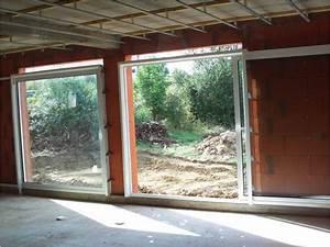 Baie à Galandage : questionnement pose baie galandage et baie vitr e 4 messages ~ Melissatoandfro.com Idées de Décoration