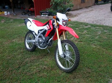 2013 Honda Crf250l Enduro Dual Sport Motorcycle For Sale