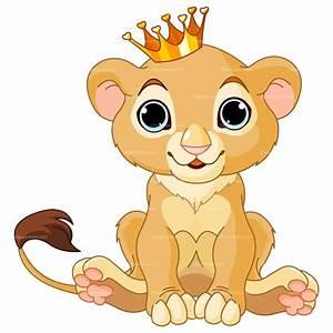 Baby lion clip art free clipart images 2 - Clipartix