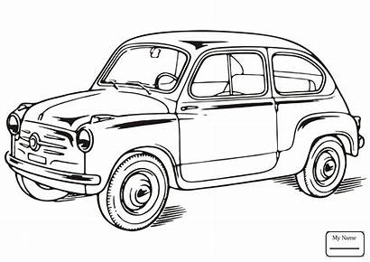 Coloring Suv Pages Toyota Cadillac Printable Cars