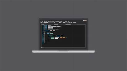 4k Programming Programmer Coding Code Simple Flat