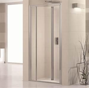 novellini porte de douche pliante 2 volets lunes s 60cm aq With porte pliante douche