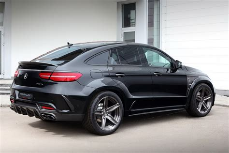 Topcar's Inferno Is A Mercedesbenz Gle Coupe On Steroids
