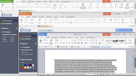 Wps Office Free Review And Where To Download Techradar
