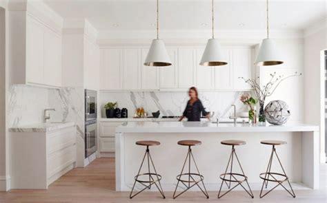 cuisines en u luminaire suspendu cuisine 50 suspensions design