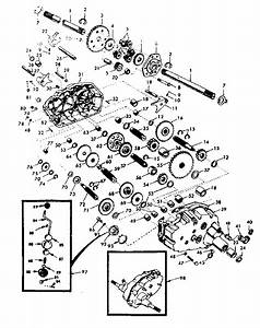 Craftsman Gt 18 Twin Garden Tractor Parts
