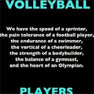 volleyball quotes - Google Search | Teen Post | Pinterest