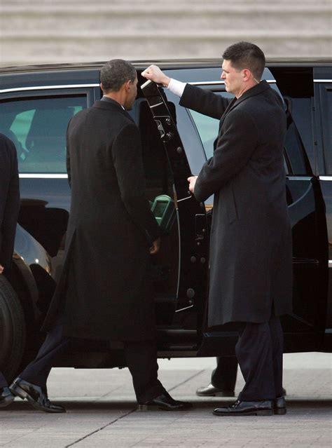 president obamas presidential limousine  beast