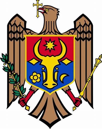 Wikipedia Moldavia Arms Coat Moldova Svg