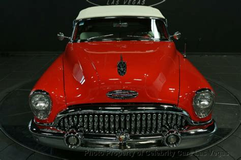 Las Vegas Buick by 1953 Buick Skylark Convertible Show Quality Frame