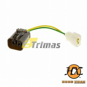 Hyundai Elantra Alternator Plug Harness Pigtail Socket