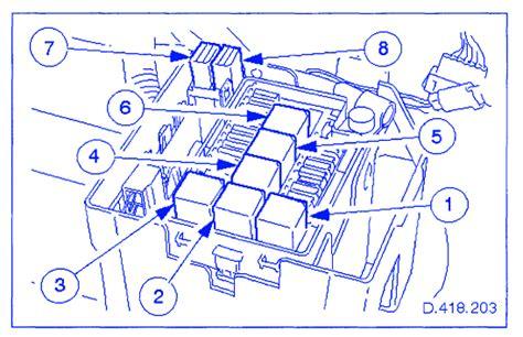 jaguar xj8 new 2002 car fuse box block circuit breaker diagram 187 carfusebox