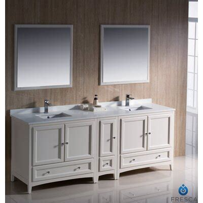 84 Sink Bathroom Vanity by Oxford 84 Quot Traditional Bathroom Vanity Set With