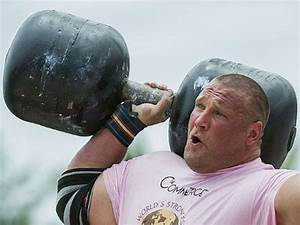 World's Strongest Man | Oddities