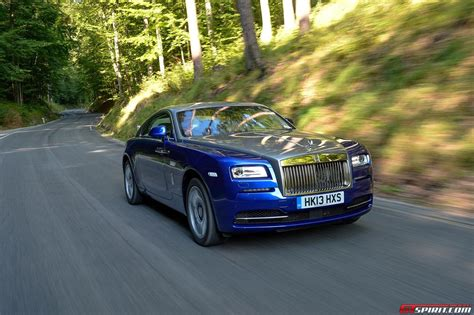 Road Test 2018 Rolls Royce Wraith Review