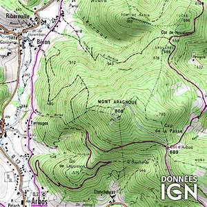 Leboncoin 31 Haute Garonne : carte ign au 1 25 000 pour gps haute garonne ~ Dailycaller-alerts.com Idées de Décoration