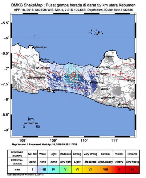 indonesia earthquake map   deadly magnitude