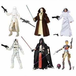 Star Wars Black Series Wave 9 Set of 6 With Darth Revan ...