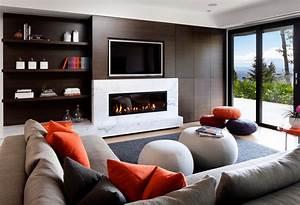 21, Modern, Living, Room, Design, Ideas